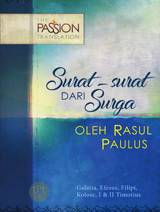 Ebook Kitab Galatia The Passion Translation (Free)