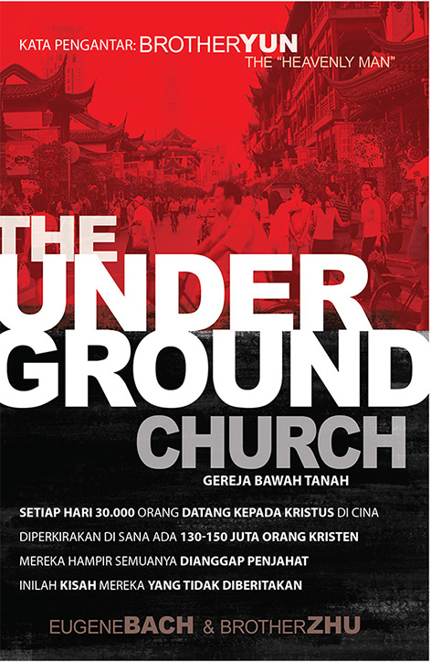 The Underground Church (Gereja Bawah Tanah)